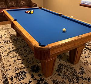 Pool Table Chicago Used Slate Pool Tables Chicago - Imperial shadow pool table