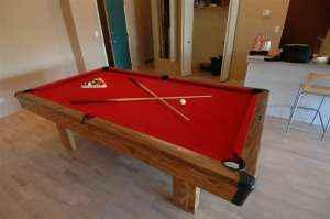 Superieur American Heritage Billiards Ball U0026 Claw Used Pool Table, D. JABUREK  BILLIARDS