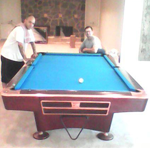 D. JABUREK BILLIARDS