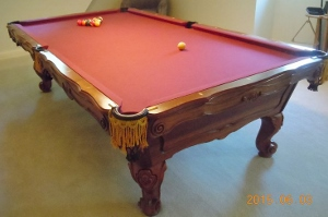 Pool Table Chicago Used Slate Pool Tables Chicago - New brunswick pool table